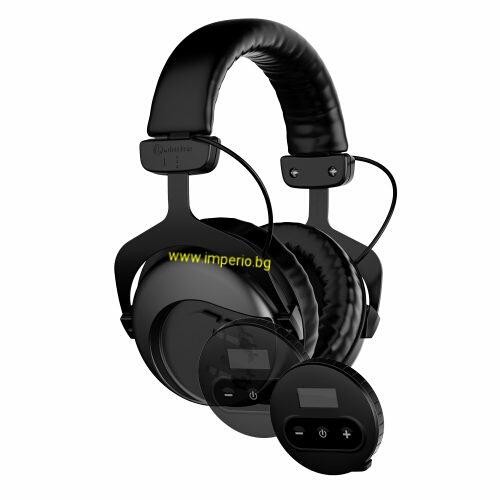 Слушалки Deteknix за металотърсач XP Deus ws4