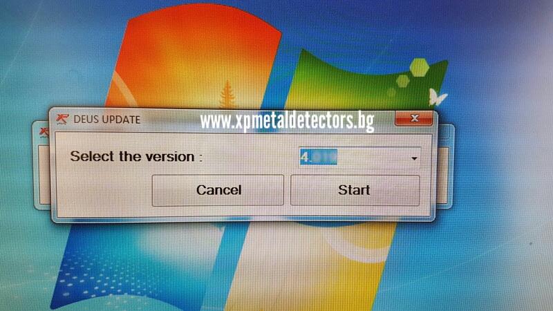 Изберете версията за инсталиране - или в случая 4