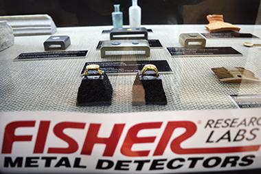 Пръстени от Акве Калиде Бургас намерени с Fisher F75