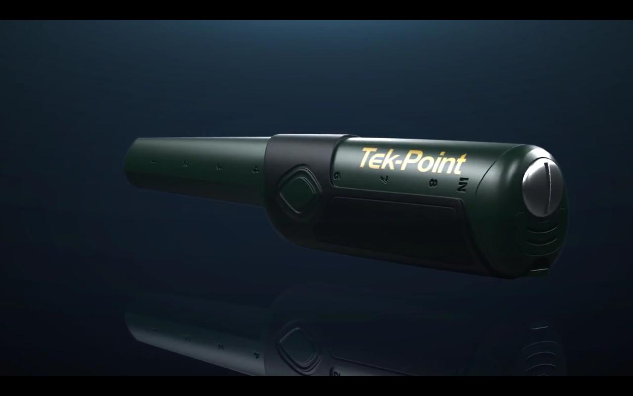 Новия пинпойнтер Teknetics Tek-Point ще работи на принципа на пулс-индукция, както и Fisher F-Pulse